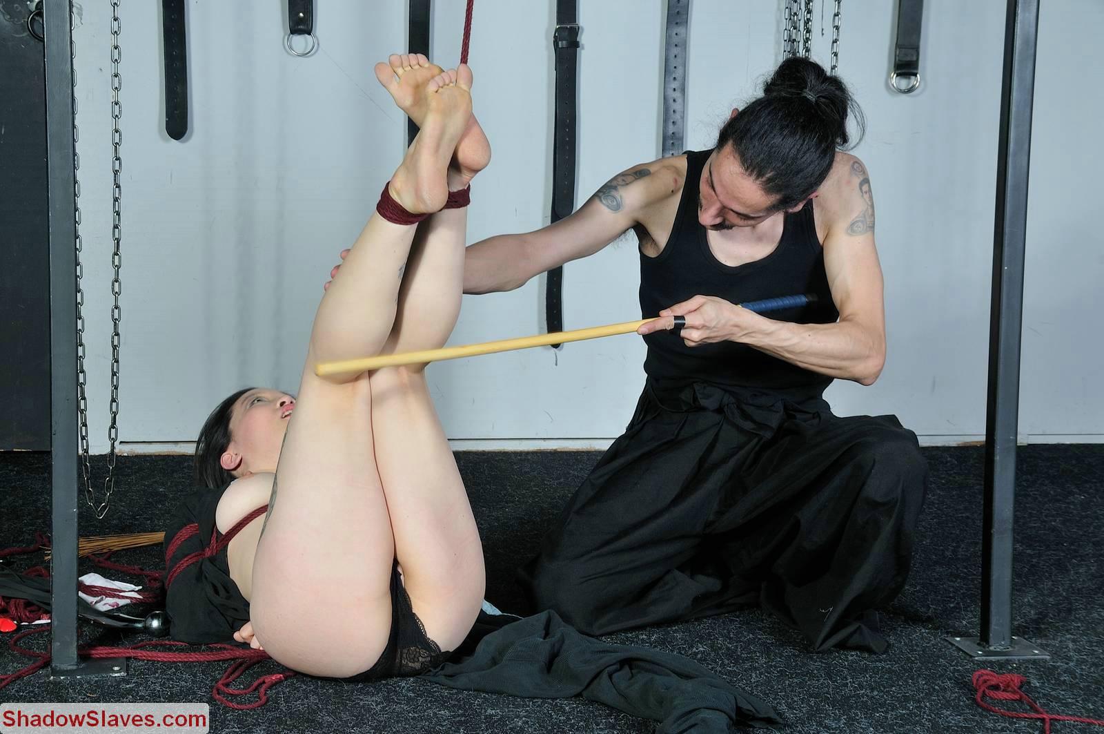 Extreme foot fetish porn