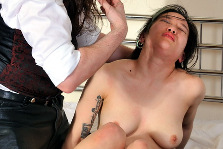 Have alluring asian domination free video
