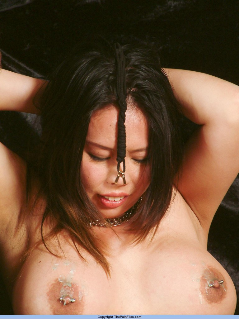 asian nose bondage
