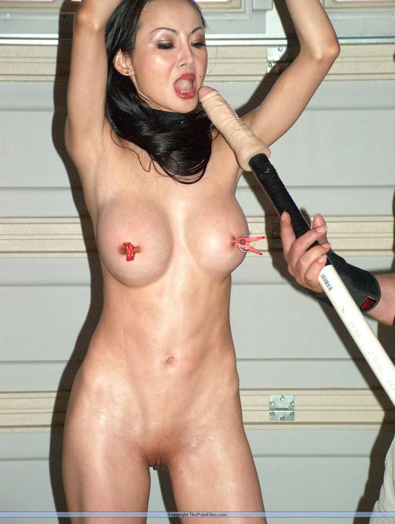 Ange Venus Asian BDSM