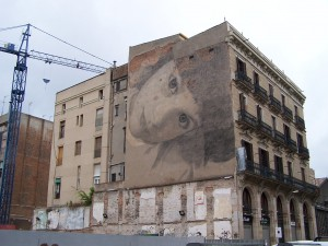 Streetart-Mural