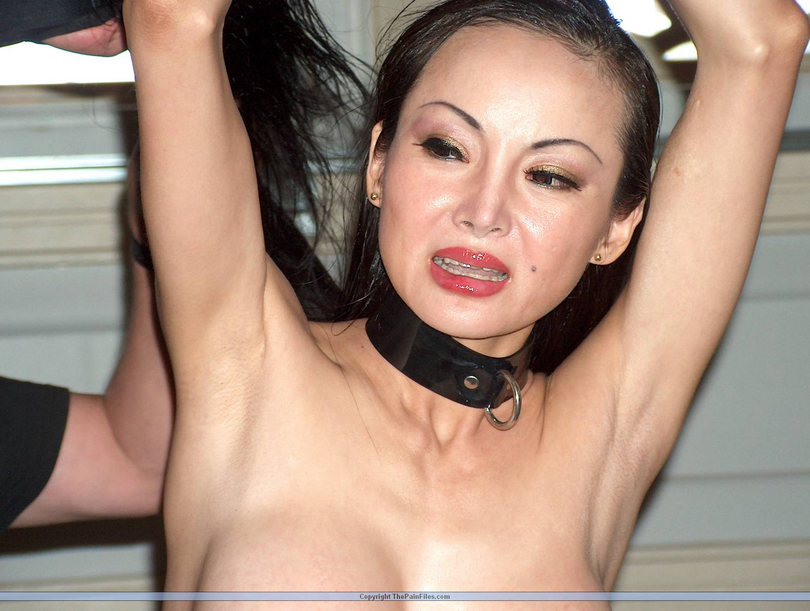 Ange Venus Asian BDSM